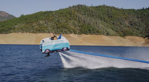 Robotic Dolphin And Flying Water Car For Sale