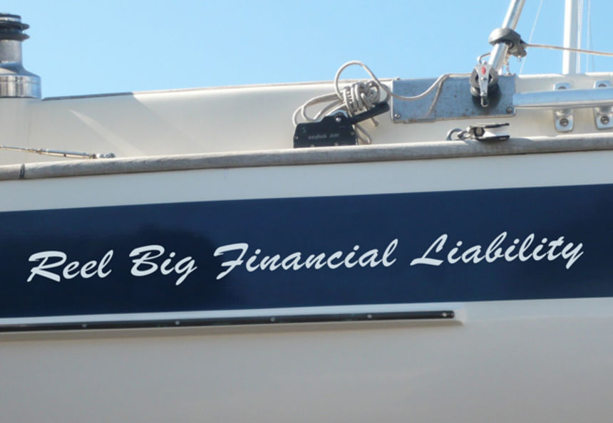 Funniest and most original boat names top 11 marine for Clever fish names