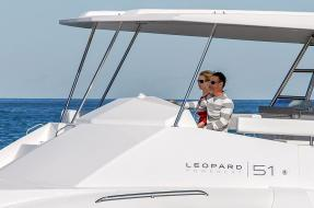 Leopard 51 PC (4 Cabins)