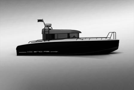XO 270 RS Cabin