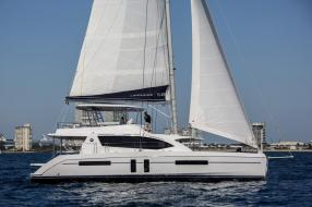 Leopard 58 (3 Cabins)