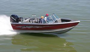 Lund Boats 2075 Tyee Magnum Run