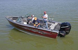 Lund Boats 2075 Tyee Magnum Fish