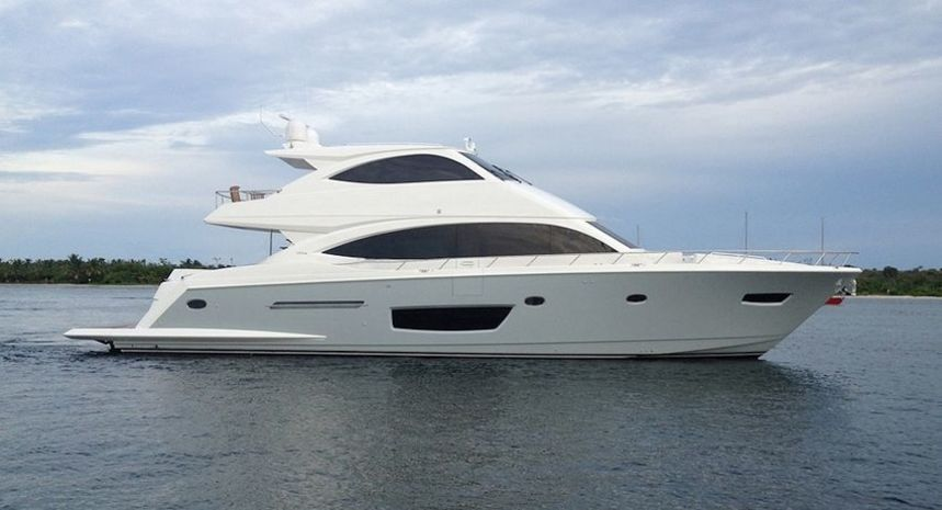 Viking 75 Motor Yacht For Sale And Information