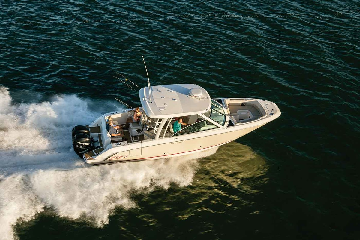 Boston Whaler 320 Vantage for Sale and Information