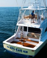 Viking 52 Convertible