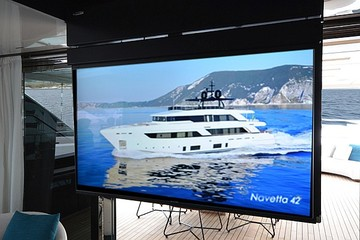 Ferretti Navetta 42