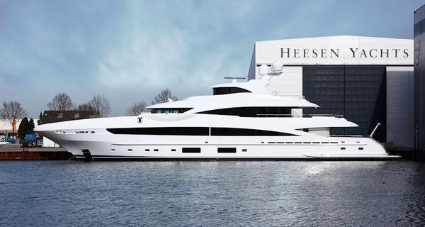 51m MySky delivered by Heesen
