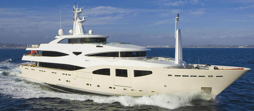 top ten most incredible celebrity yachts