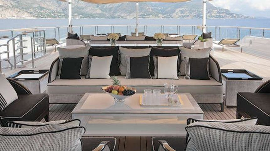 Top 10 list of must-have megayacht amenities! - Marine ...