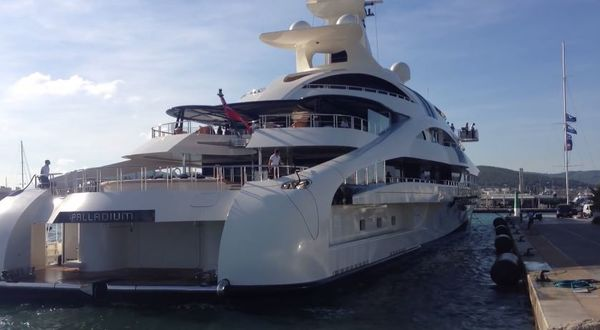 96m Superyacht