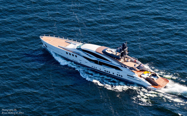 A Closer Look At Superyacht
