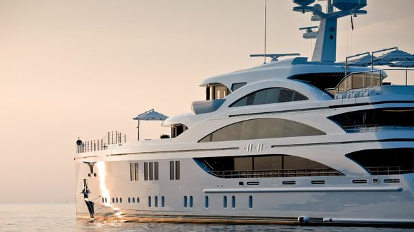 A Chance Of A Lifetime: Tour Of The 73M Megayacht Heading To The Miami Boat Show!