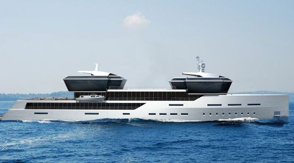100m Explorer Yacht By Impossible Productions