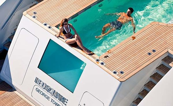 7 Cool Ways Designers Are Using Glass In Superyachts!