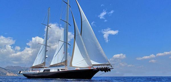 Vosmarine Delivers 40M Sailing Yacht!