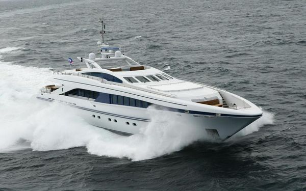 40% Price Reduction On 37m Heesen! Now Only €10.9M!