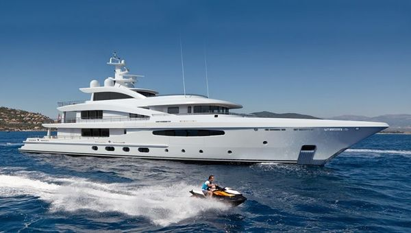 A Closer Look At The Amels 188 Superyacht