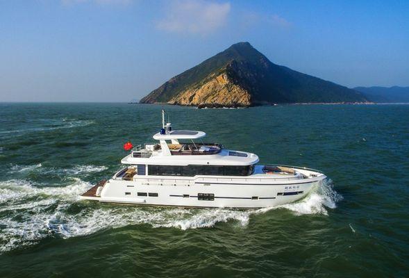 Heysea Yachts Zoom 72 Yacht Delivered